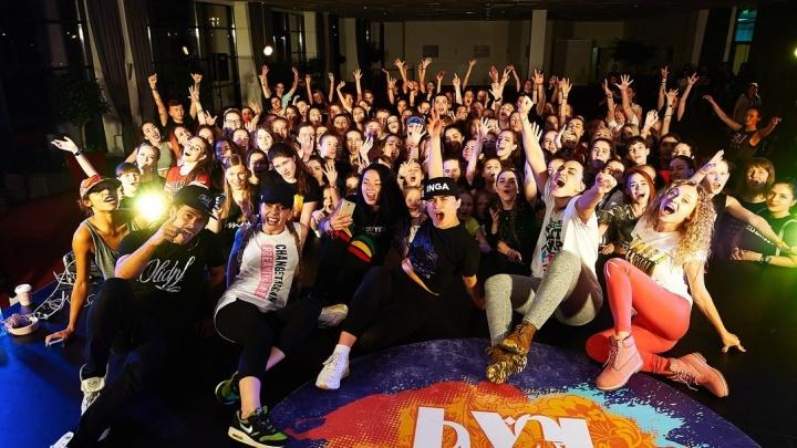 В Новосибирске танцоры устроили многодневный баттл