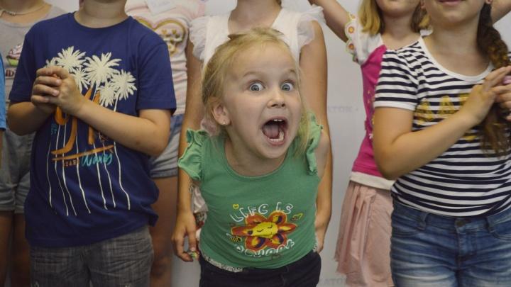 В Новосибирске открылся уникальный центр творчества и досуга для детей