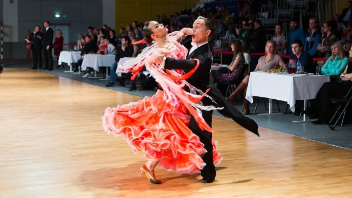 В Новосибирске собрались танцоры из 4 стран и соревновались в мастерстве три дня