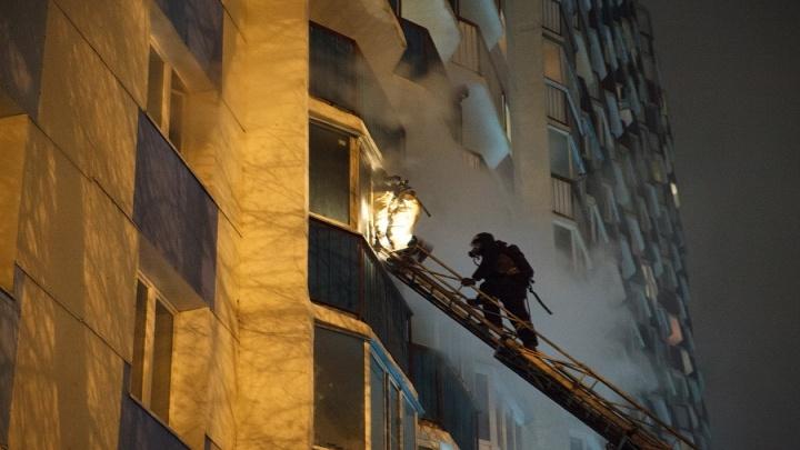 Для переживших страшный пожар на Горском собирают деньги
