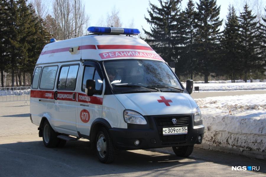 ВОмске гвардейцы спасли бригаду скорой помощи оттолпы наркоманов