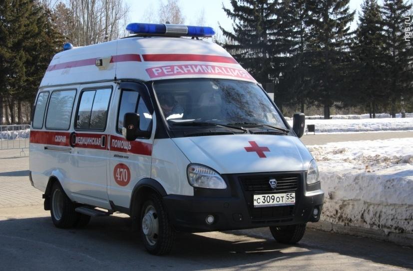 ВОмске нетрезвый больной чуть незадушил фельдшера скорой помощи