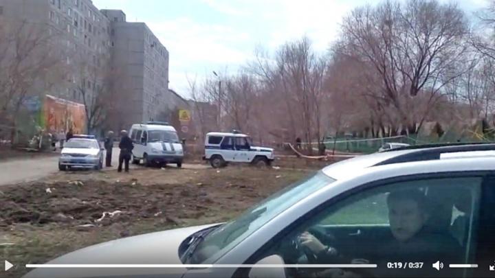 Из омского садика эвакуировали детей из-за найденной поблизости гранаты