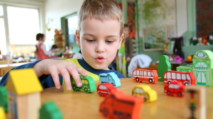 Развитие ребенка в детском центре «Андерсен»