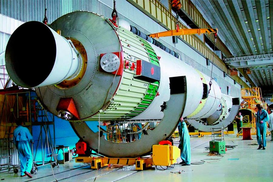 «Роскосмос» объявил осокращении «внесколько раз» планов выпуска «Ангары»