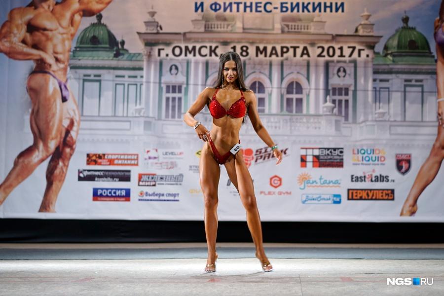 Юлия скоробогатова фитнес бикини