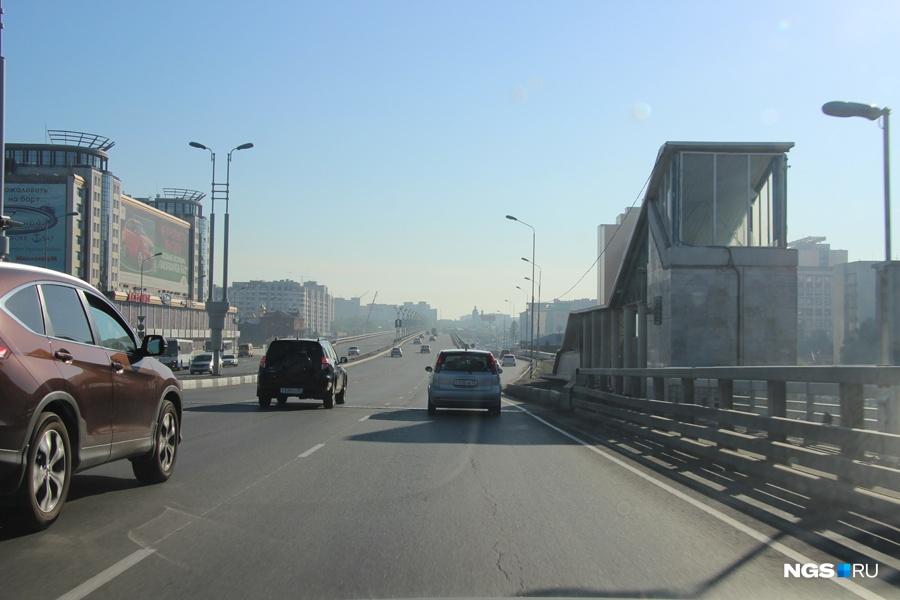 Наремонт омского метромоста истратят 25 млн руб.