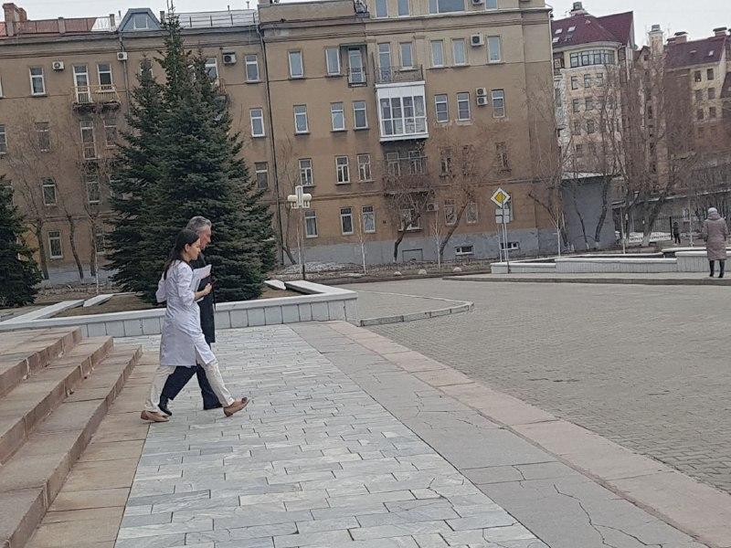Вице-губернатора Омской области увезли на«скорой помощи» изздания руководства