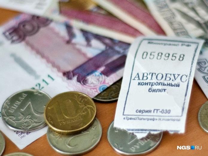 Для омского транспорта мэр попросил еще 100 млн.  руб.