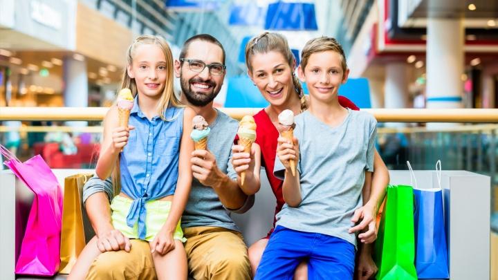 Образование без отрыва от шопинга