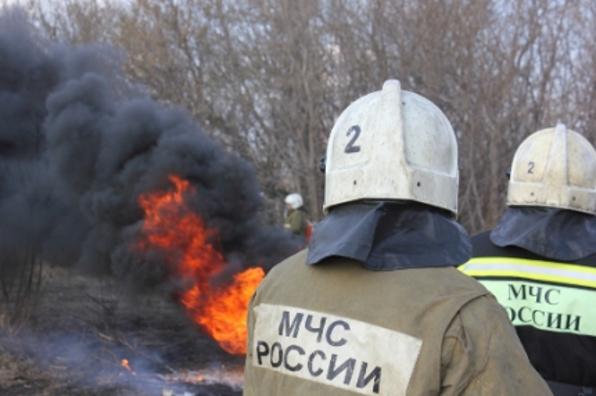 ВСибири из-за пожаров введен режимЧС