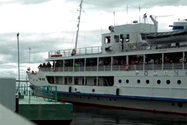 Подорожали билеты на теплоходы из Омска в Тобольск и Салехард