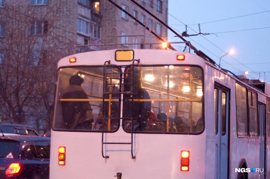 Вгородке Нефтяников появится новый троллейбусный маршрут
