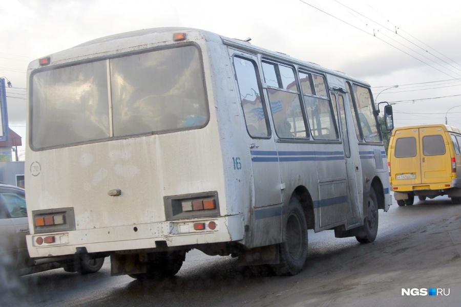 Садовые автобусы повезут омичей с29апреля