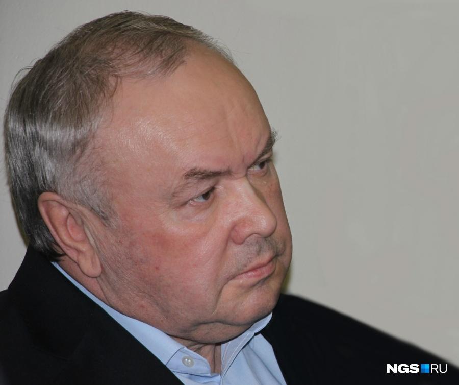 Олег Шишов вышел насвободу