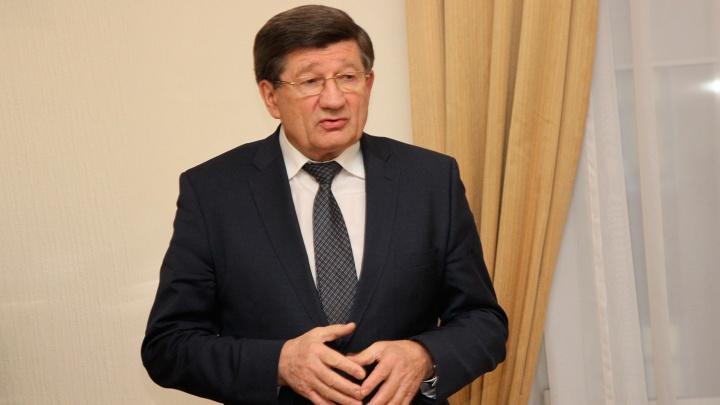Двораковский заявил, что не уйдет с должности мэра Омска, пока не изберут нового