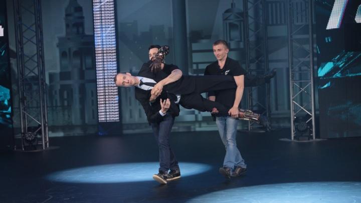 Шоу «ТАНЦЫ» — безумный кастинг в Санкт-Петербурге!