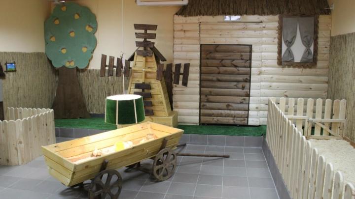 «Маленькая ферма»приглашает гостей
