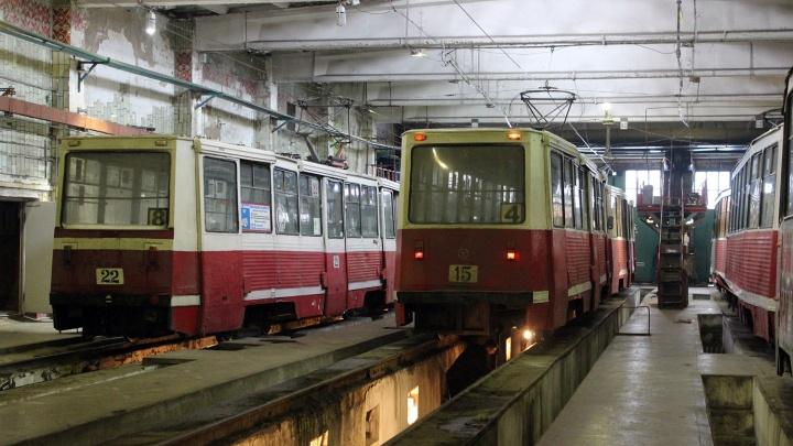 25 лучших сотрудников дептранспорта предложат способ запустить в Омске скоростной трамвай