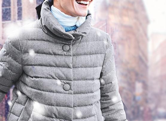 Эксперты назвали пуховики, наиболее подходящие для российских зим