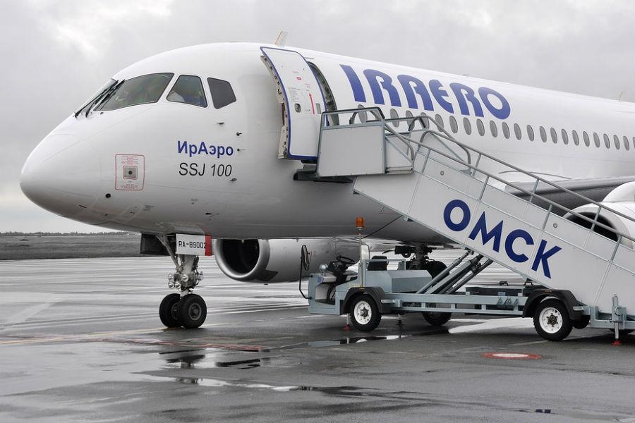 Авиакомпания «ИрАэро» летом запустит рейсы изИркутска наюг Российской Федерации