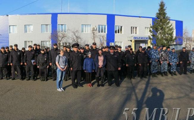 Найдены пропавшие в Омской области школьницы