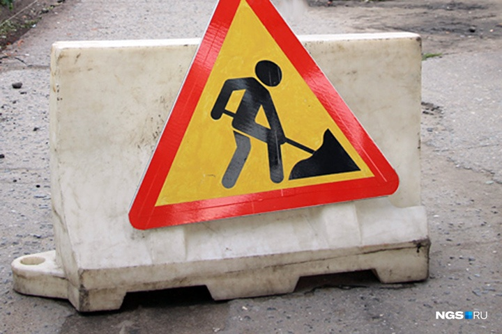 ВОмске начался ремонт дорог