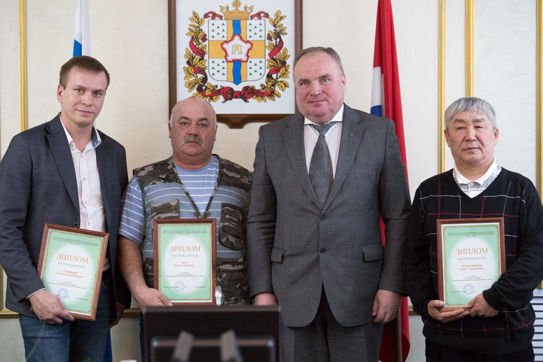 ВОмской области выбрали наилучших многодетных отцов
