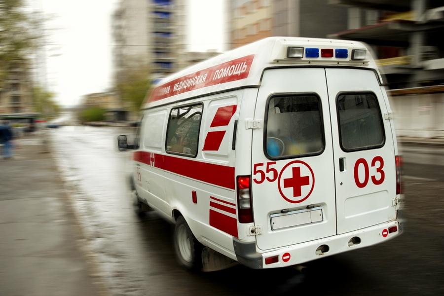 ВОмске больной ударил медперсонала «скорой помощи»