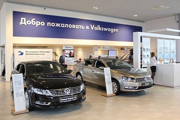 Volkswagen: У нас можно все!