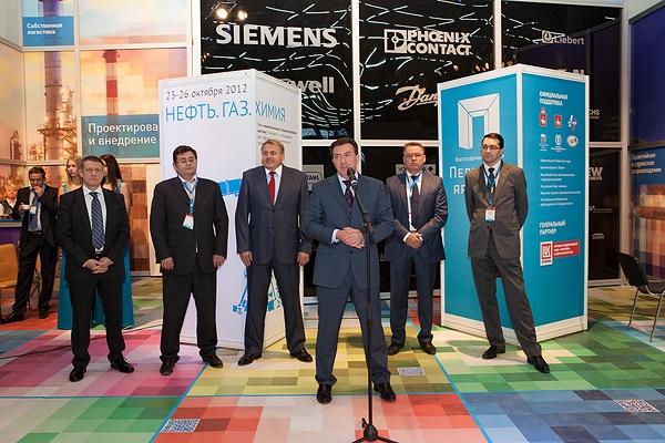 В Перми представят новинки нефтегазовой отрасли
