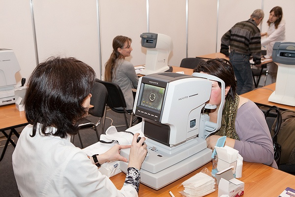 Пермяки могут пройти бесплатное обследование на выставке «Медицина и здоровье»