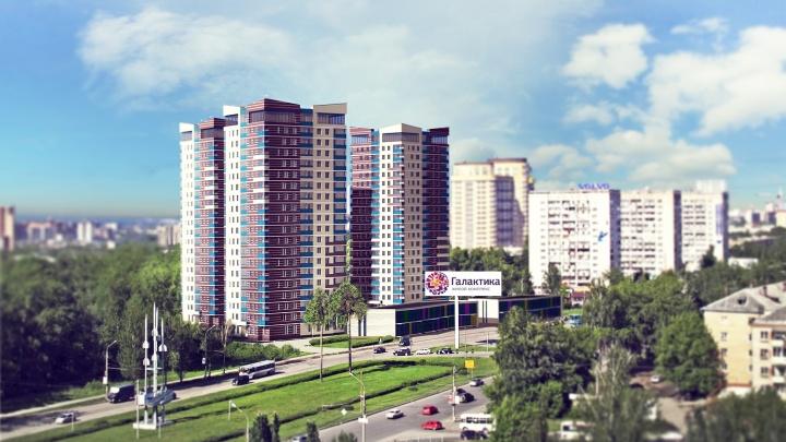 Компания «Талан» сдала свой первый дом в Перми