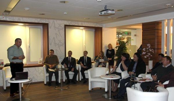 Банк «Урал ФД» провел семинар для корпоративных клиентов