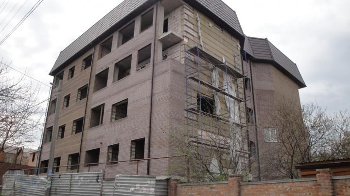 Многоквартирный дом снесут в Ростове