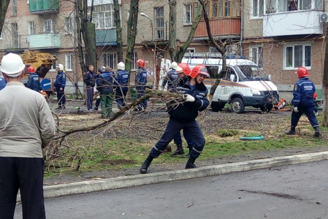 В пострадавшем от взрыва доме в Таганроге завершили аварийные работы