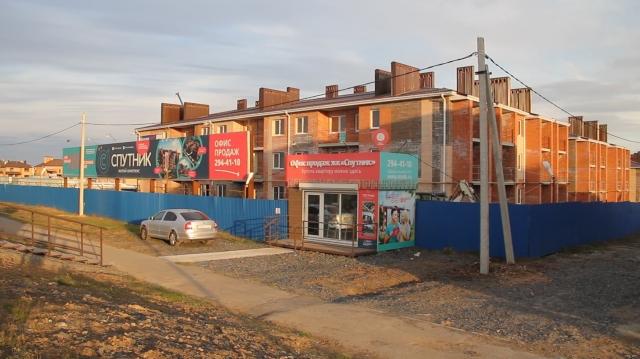 В черте Ростова строится крупнейший в регионе малоэтажный ЖК