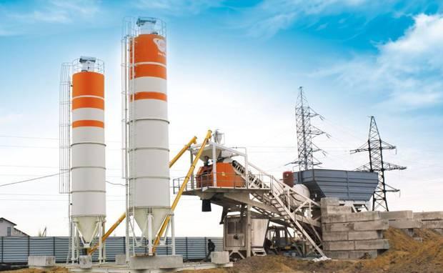 Современное производство бетона — бетонные заводы от компании «Ритеко»