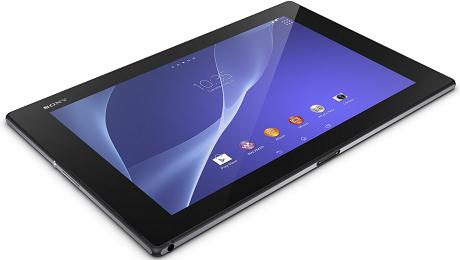 МТС дарит покупателям водонепроницаемого LTE-планшета Sony Xperia Z2 Tablet месяц мобильного ТВ