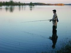 Топ-6 мест для рыбалки в пригороде Самары