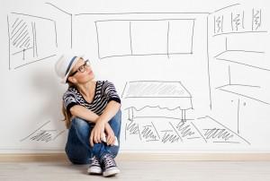 У юного поколения свои квартирные предпочтения.