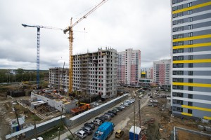 """Покупать квартиру во второй очереди """"Перемены"""" стоит на стадии строительства."""
