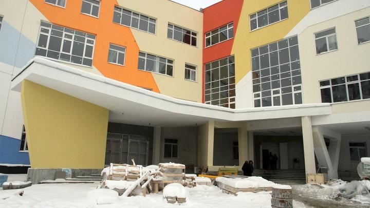 Это институт или торговый центр? Изучаем самую большую школу на Урале, которую строят в Екатеринбурге