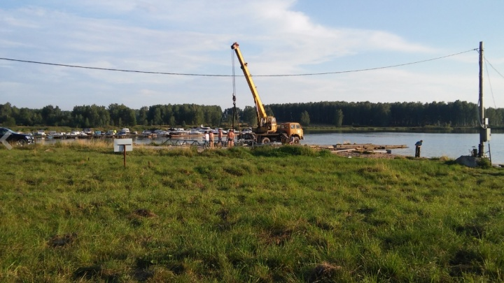 Последний шик - собственный берег: побережье озера Таватуй распродают под клубные посёлки