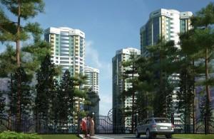 Продажи квартир в первом доме комплекса уже открыты.