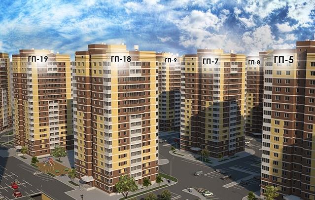 ЖК «Горизонт» открывает продажи новых домов