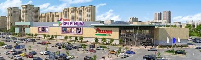 Ашан: от семейного магазинчика до сети гипермаркетов