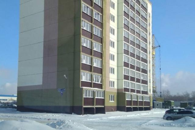 Дом №45 по улице Агалакова в городе Челябинске построен для жителей аварийных домов