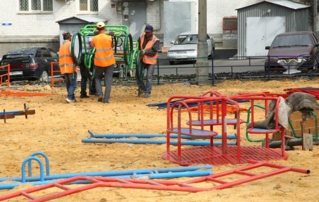 На ремонт могут рассчитывать только челябинские дворы старше 10 лет
