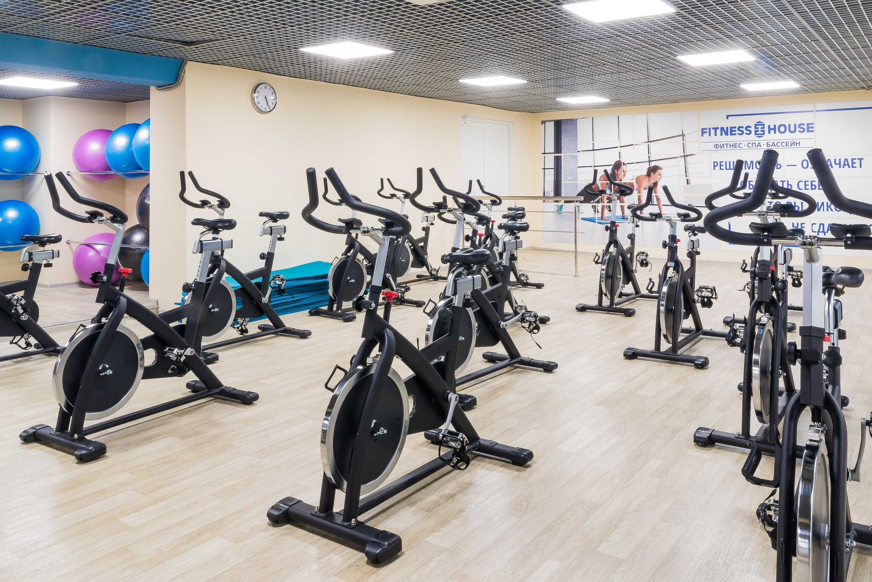 Суставная гимнастика фитнес хаус аппарат узор макси купить безоперационное лечение суставов